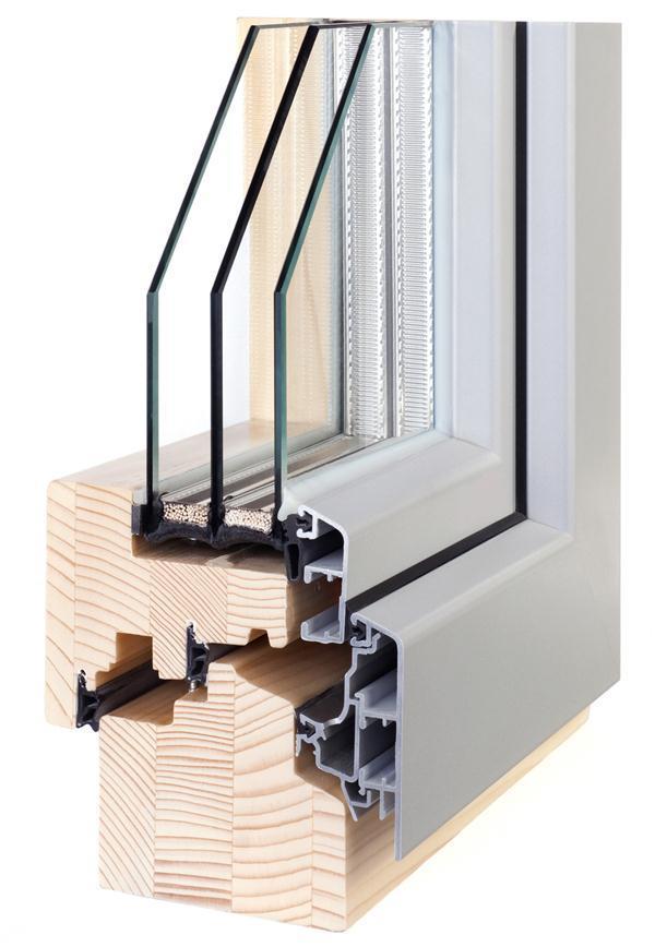 Holz alu fenster kosten  Fenster Preise